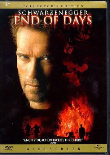 Смотреть онлайн Конец света / End of Days (1999)