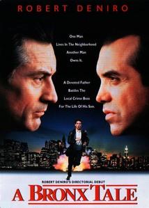 Смотреть онлайн Бронкская история / A Bronx Tale (1993)