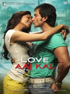 Смотреть онлайн Любовь сегодня и завтра / Love Aaj Kal (2009)