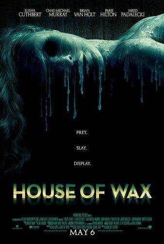 Смотреть онлайн Дом восковых фигур / House of Wax (2005)