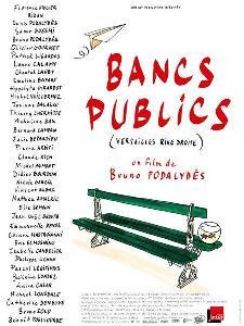 Смотреть онлайн Однажды в Версале / Bancs publics / Versailles rive droite (2009)