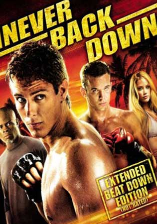 Смотреть онлайн Никогда не сдавайся / Never Back Down (2008)