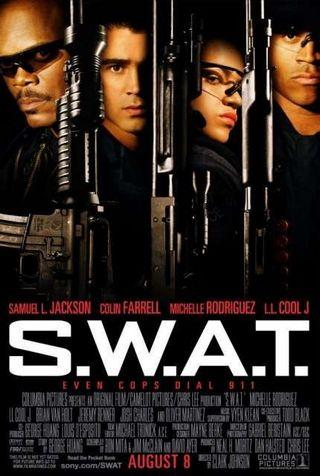 Смотреть онлайн Спецназ города ангелов / S.W.A.T. (2003)