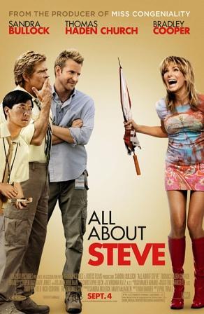 Смотреть онлайн Всё о Стиве / All About Steve (2009)