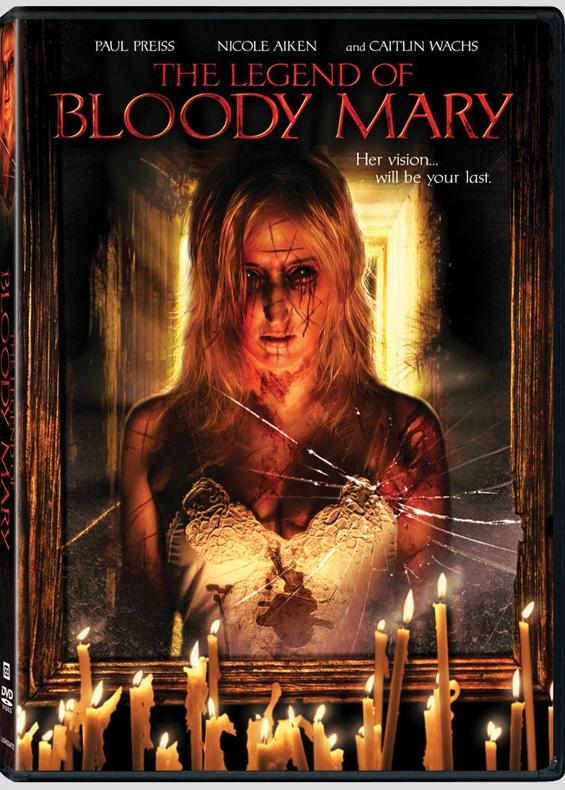 Смотреть онлайн Кровавая Мэри (2006)/Bloody Mary